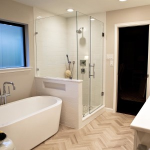 Eric Cantu Construction Dallas Bathrooms