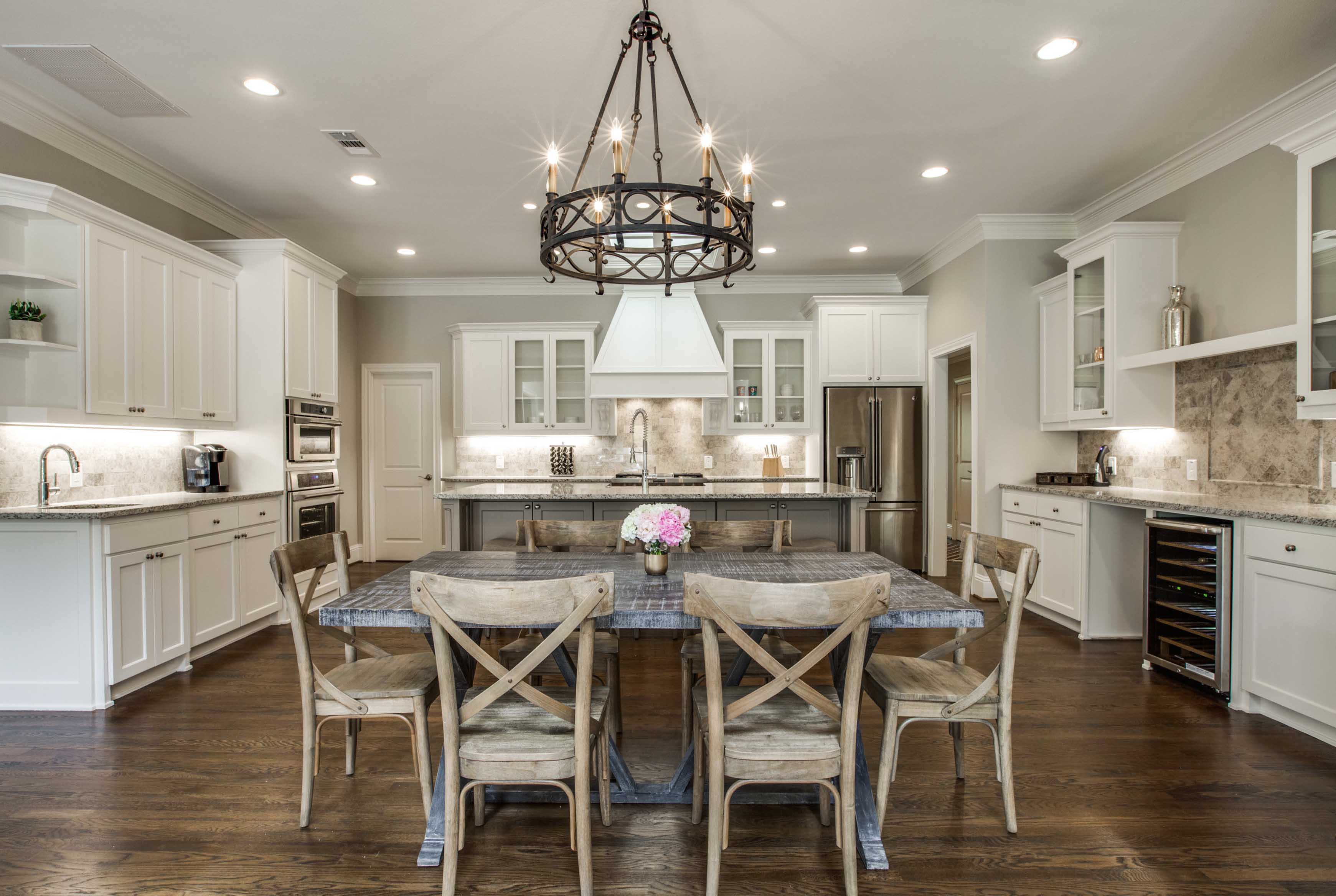 Custom Home Designs Kitchen Remodels